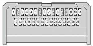 Toyota Verso  2014  - Fuse Box Diagram