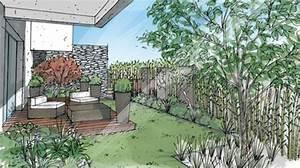 jardin paysager conseils d39un paysagiste pour bien l With amenager une petite terrasse