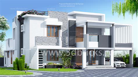 modern house plans square feet