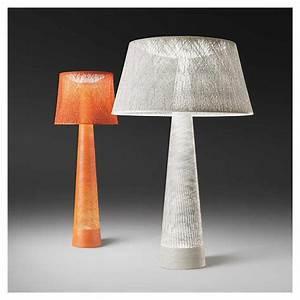 Lampe De Sol : wind lampe de sol outdoor en fibre de verre vibia ~ Dode.kayakingforconservation.com Idées de Décoration