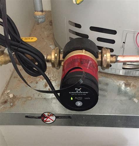 under sink water recirculating pump 36 under sink recirculating water pump put a