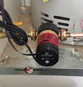 41 Under Sink Recirculating Hot Water Pump  Hot Water Recirculating Pumps Ask The Builder