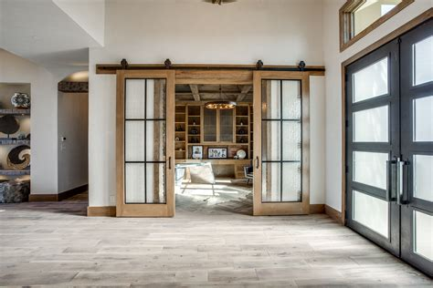 custom study features  wood interior woodworking network