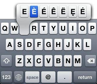 spanish letters on keyboard xcode iphone keyboard stack overflow 24930 | u4yA6