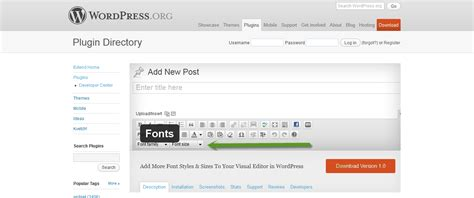 Using A Subversion (svn) Client With The Wordpress Plugin