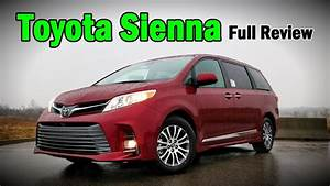 2018 Toyota Sienna  Full Review