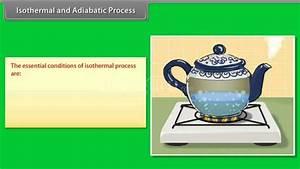Isothermal And Adiabatic Process