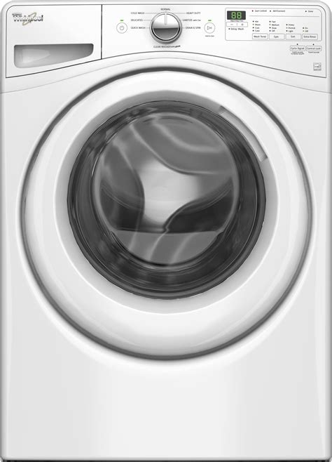whirlpool wfwhefw   front load washer  steam