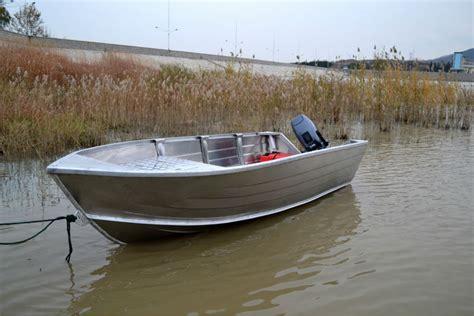 Buy Used Flat Bottom Boat by Flat Bottom Aluminum Fishing Boats Www Pixshark