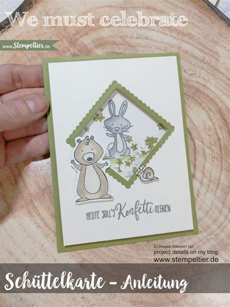 anleitung zur schuettelkarte  images card design