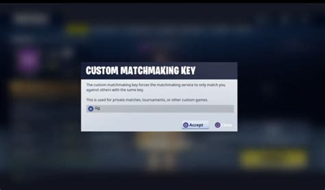fortnite custom matchmaking test   ps xbox