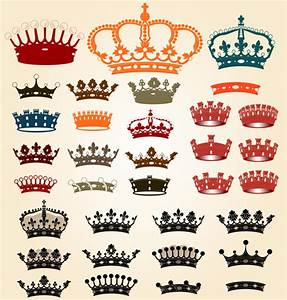 King Crown Vector Free Download