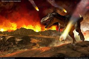 Dinosaurs really wiped out by an asteroid?