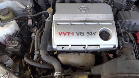 toyota camry   engine   miles youtube