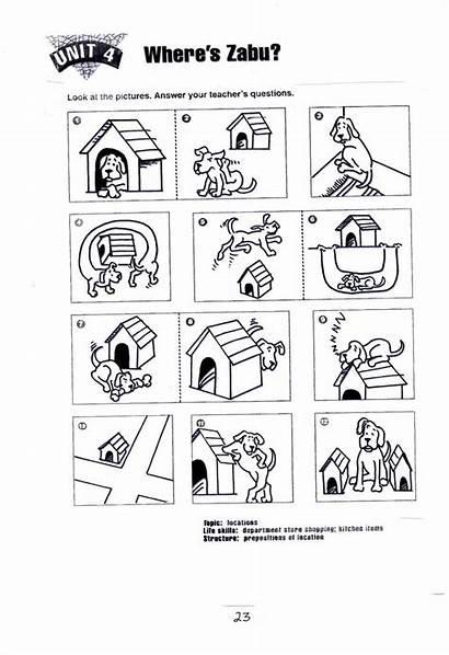 Worksheets Kindergarten Esl Prepositions Preposition Worksheet Printable
