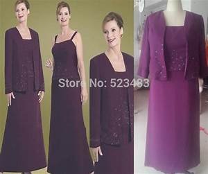 2014 new free jackt new purple grandmother of the bride With wedding dresses for grandmother of the groom