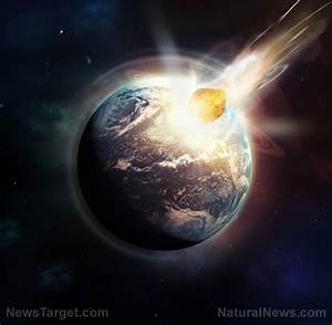 Asteroid impact would kill people by rupturing their ...