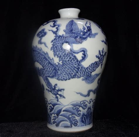 Vasi Cinesi Ming by Ming Dynasty Yongle Blue And White Porcelain Vase
