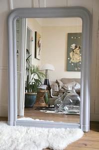 Miroir 140 Cm : miroir louis philippe 140 cm de haut decoration pinterest ~ Teatrodelosmanantiales.com Idées de Décoration