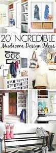 20, Incredible, Mudroom, Design, Ideas