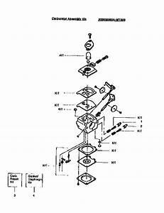 Craftsman Model 358797750 Edger Genuine Parts