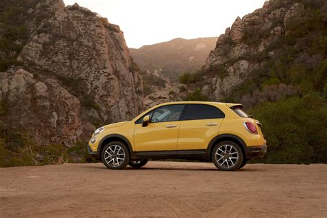 Fiat Safety by 2016 Fiat 500x Named Top Safety By Iihs The News Wheel