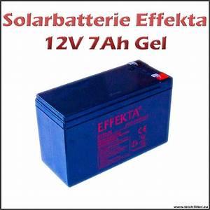 Solar Inselanlage Berechnen : solarbatterien f r 12v dc inselanlagen von moll und effekta ~ Themetempest.com Abrechnung