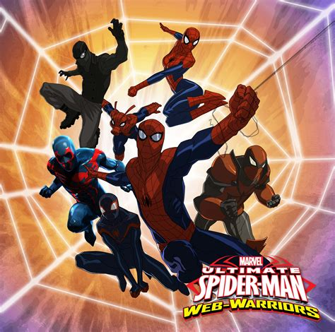 Spidey Becomes An Avenger In New Season Of Ultimate Spider