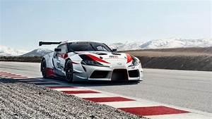 2018 Toyota Gr Supra Racing Concept 4k 6 Wallpaper