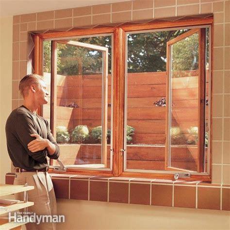 install basement windows  satisfy egress codes