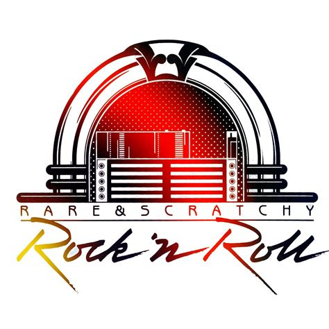 Rare & Scratchy Rock 'n Roll Podcast