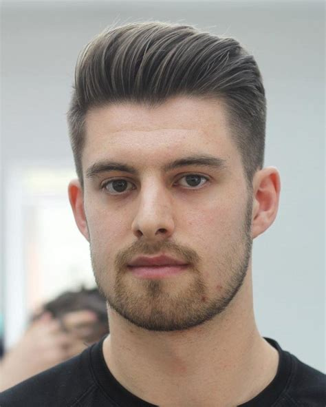 oval face hairstyles male fade haircut