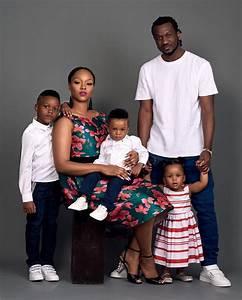 Paul Okoye Celebrates His Wife Anita As She Turns 30 Years ...  Children