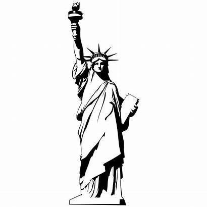 Liberty Statue Vector Usa