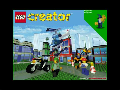 Creator For by Lego Creator Windows My Abandonware