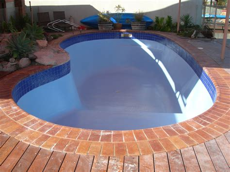 the essentials of painting an inground swimming pool