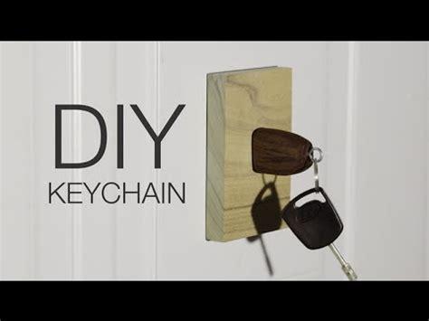 diy idea  keychain   key plug youtube