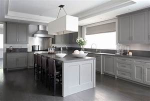 8 Slides of Light Gray Kitchens - Homeideasblog com