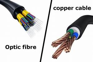 Why Are Optical Fibers Better Than Copper Wires For Signal ...
