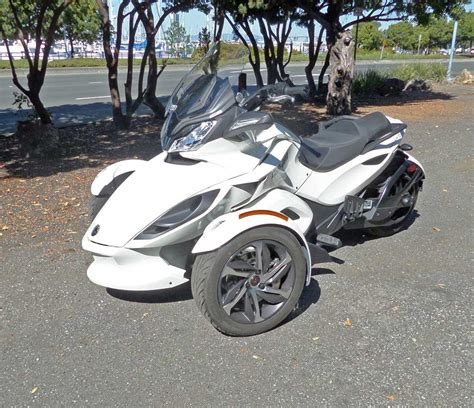 2014 Can Am Spyder by 2014 Brp Can Am Spyder St S Roadster Test Ride Nikjmiles