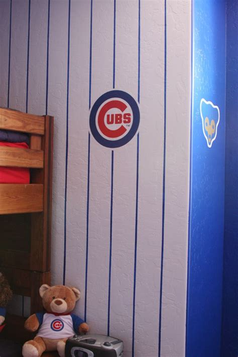 chicago cubs wo man caves  rooms images