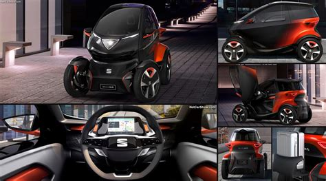 seat minimo concept  pictures information specs
