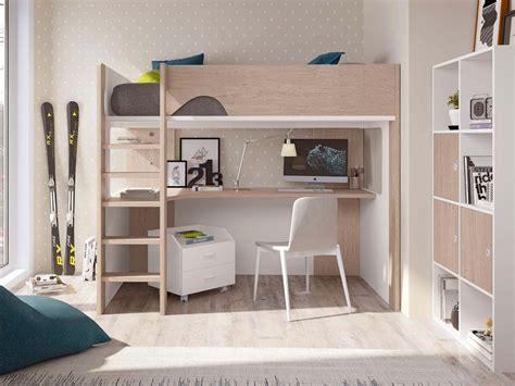 lit mezzanine bureau ado lit mezzanine ado avec bureau d 39 angle spacieux glicerio