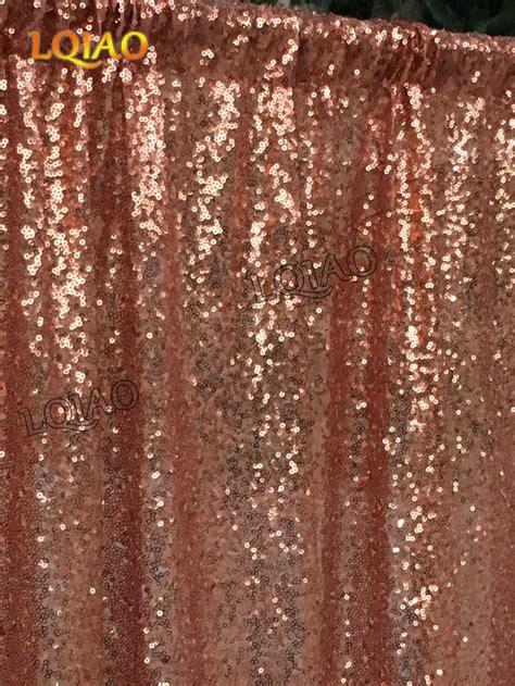 ftxft sequin backdroprose gold sequin fabricwedding