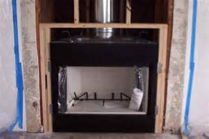 Installing Wood Burning Fireplace Insert by Pre Fabricated Fireplace Repair Amp Installation San Diego