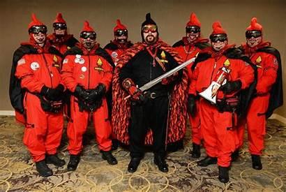 Carnival Krewe Winter Revealed Vulcan Identities Meet