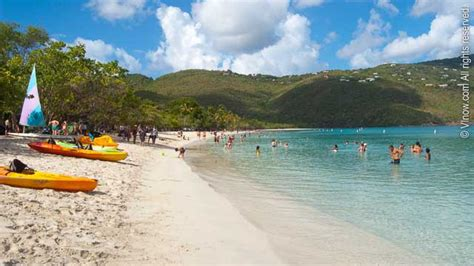 Magens Bay St Thomas Beaches Virgin Islands