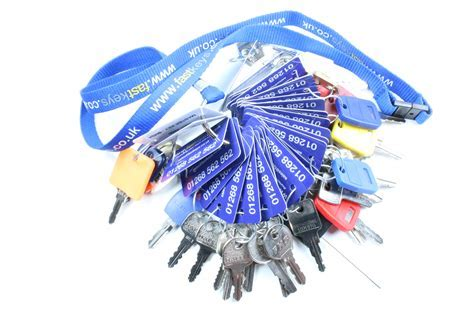 Replacement Keys Service, Filing Cabinets Keys, Locker Keys