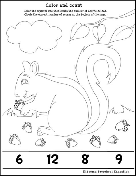 seasons worksheets kindergarten learn to say the four