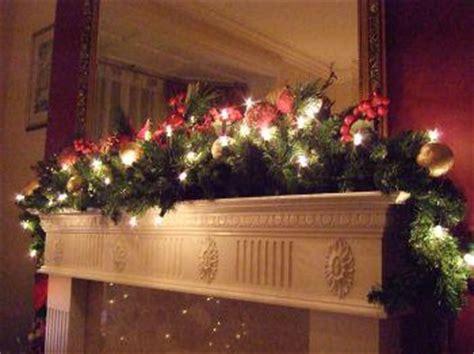 decorating holiday mantel  centerpiece lovetoknow